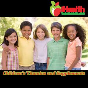 top selling children vitamins