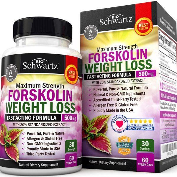 Bio-Schwartz-Forskolin-Weight-Loss-fast-Acting-formula